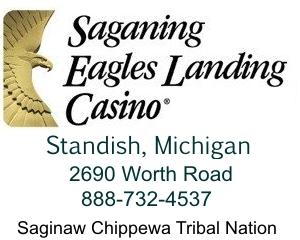 Saganing landing casino standish rio casino pictures